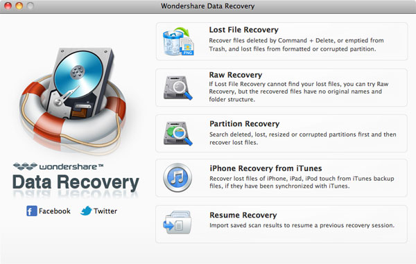 Best and Free Mac Data Recovery