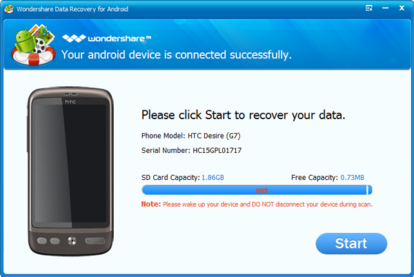 Data Recovery Software for SIM Cards
