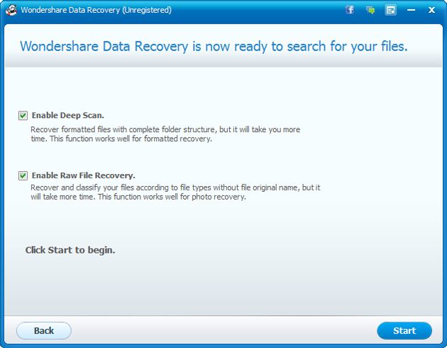 Recover Data from Samsung internal Hard Drive