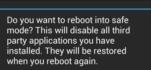 Boot Samsung Galaxy S5 To Safe Mode And Recovery Mode