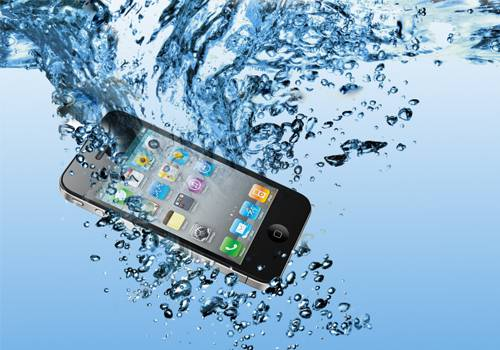 Rescue a Wet Android Phone and iPhone