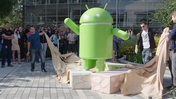 Google Release Android 7.0,