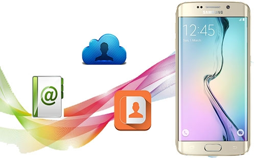 transfer contacts from samsung to new samsung galaxy s6/s5