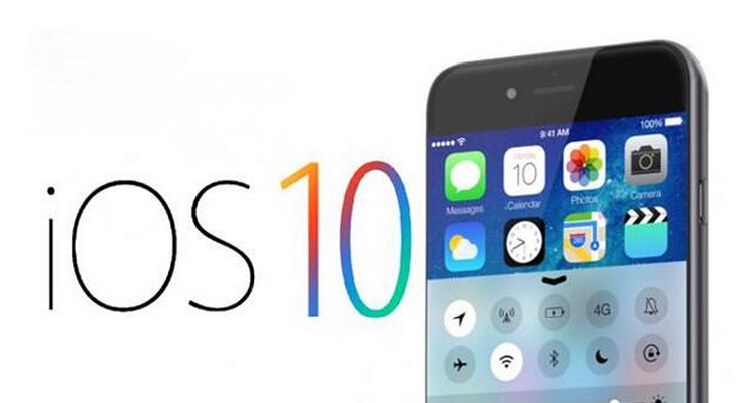 iphone 5s in ios 10