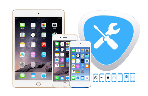 Ios system recovery fonelab
