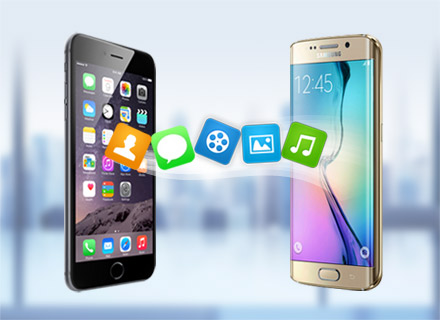 iphone to samsung galaxy transfer