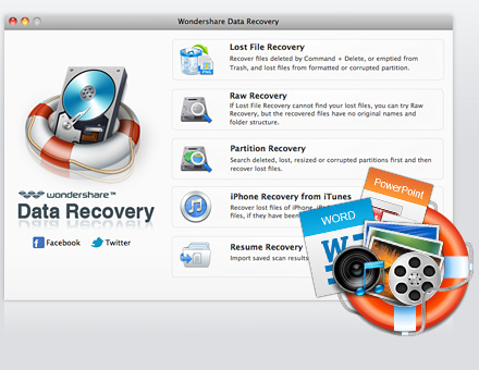 How to Recover Files from Mac Hard Drive in 3 Steps
