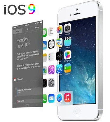 iOS 9 Data Recovery to recover Lost Data on iPhone/ iPad/ iPod with iOS9