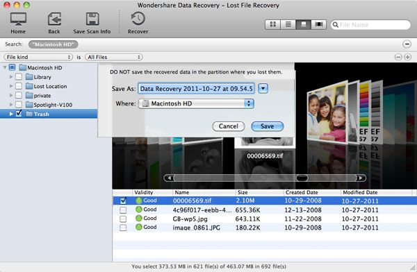 mac file recovery