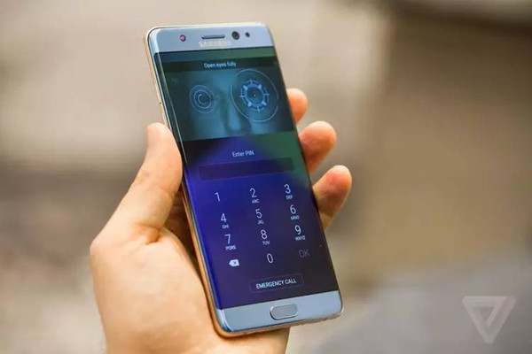 Samsung Galaxy Note 7 Features