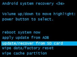 How to Enter Samsung Recovery Mode