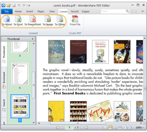 PDF Editor Software(Free)-PDF Editor and PDF converter to