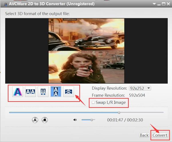 Convert 3D Video to Samsung Smart TV