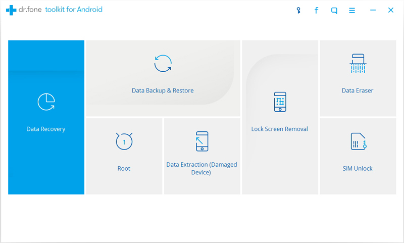 Android tool kit - bricked android data recovery