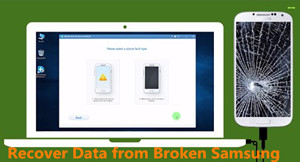 Broken Android Phone Data Extraction – Fix and Recover Data