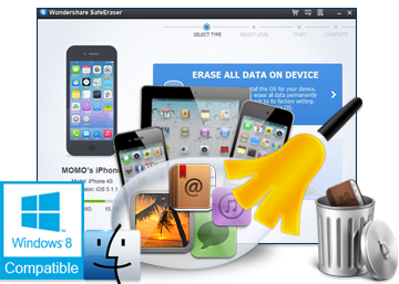 Erase Data on iPhone and iPad Permanently in 3 ways