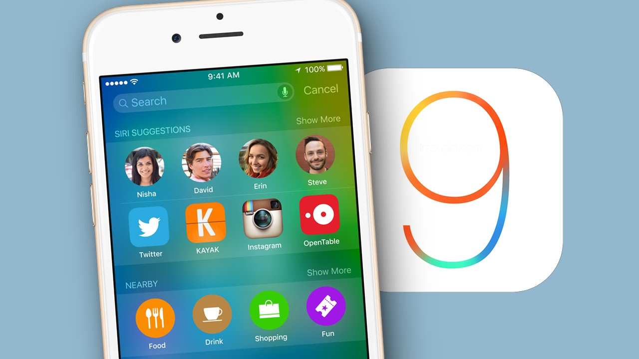 Recover Data from iOS 9 iPhone on Mac