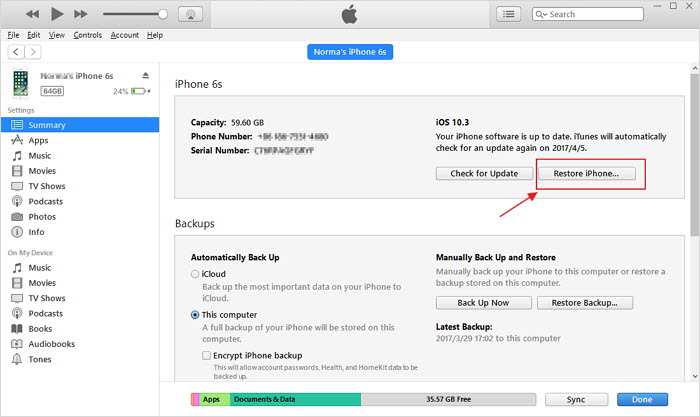 Fixed] iOS 11 Downgrade Stuck in Recovery Mode/DFU Mode/Apple Logo