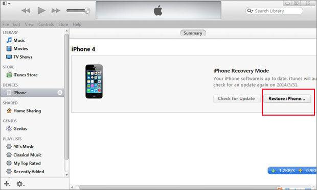 ios password recovery software