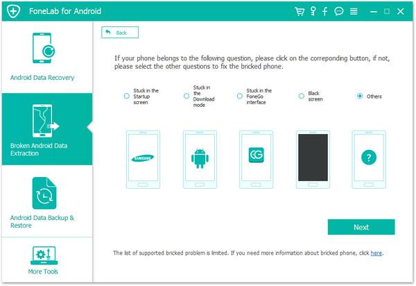 fix Samsung Startup screen