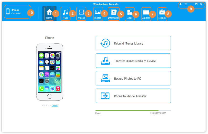 Transfer Itunes From Computer To Iphone